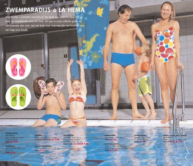 HEMA-zwembad